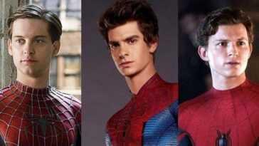 Spider-Man No Way Home: Andrew Garfield niega nerviosamente que Tobey Maguire sea zen