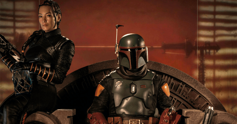 El libro de Boba Fett: La serie Star Wars Bounty Hunter finalmente se revela (Spoilers)