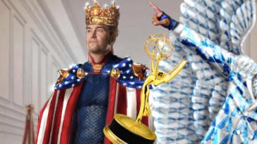 The Boys temporada 3: los siete en traje de noche para burlarse de los premios Emmy 2021