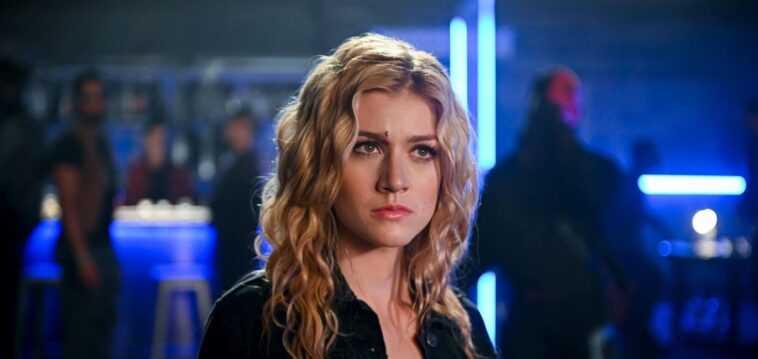 The Flash temporada 8: Mia Smoak se revela detrás de las escenas del crossover de Armageddon