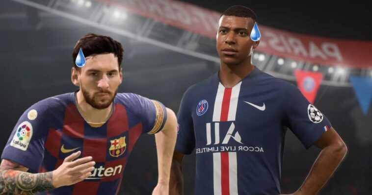 FIFA 22: este divertido error hace que los juegos sean increíblemente difíciles