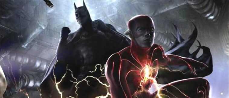 The Flash the movie: el rodaje terminaría