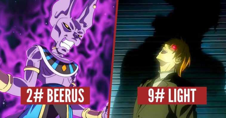 10 de los mayores asesinos en masa del anime