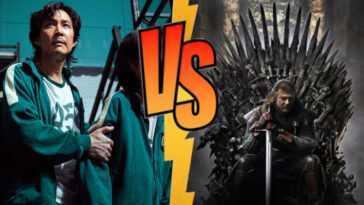 Squid Game: ingresos generados que compiten con la última temporada de Game of Thrones