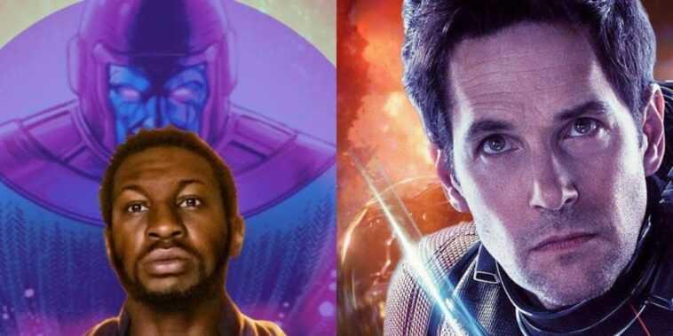 Ant-Man 3: Paul Rudd elogia a Jonathan Majors, también conocido como Kang the Conqueror
