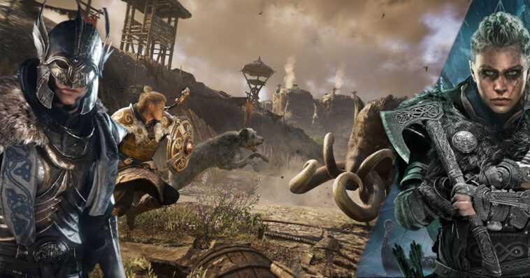 Assassin's Creed Valhalla: las próximas actualizaciones harán que quieras relanzar el juego