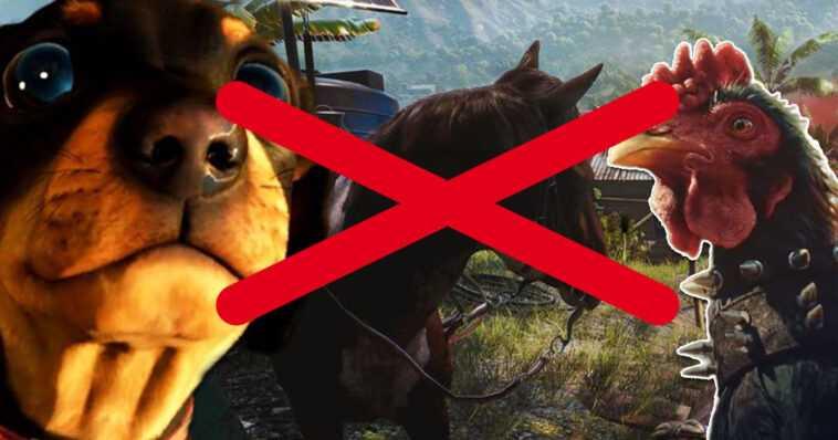 Far Cry 6: PETA pide la eliminación de este violento minijuego