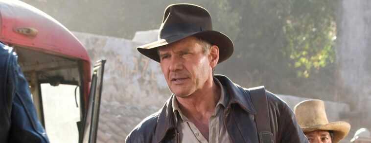 Indiana Jones 5: Harrison Ford y Mads Mikkelson en el set (Fotos)