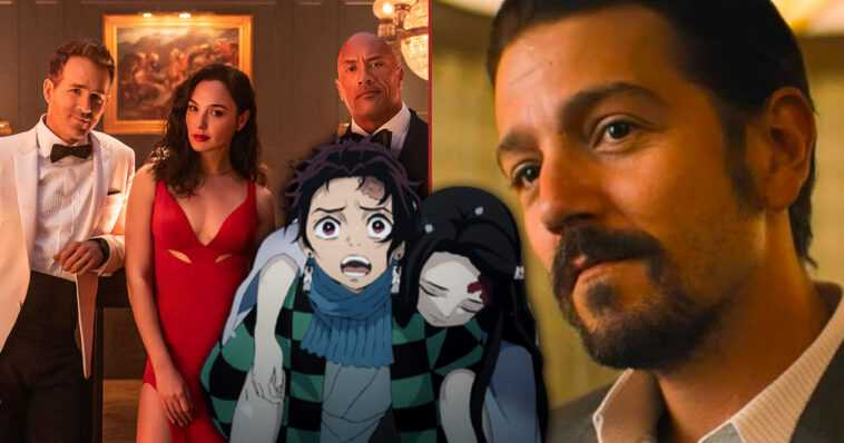 Netflix: descubre las nuevas películas y series para noviembre de 2021