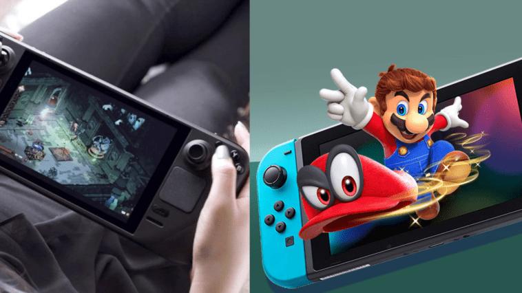 Nintendo Switch, Steam Deck ... un nuevo competidor inesperado pronto podría aterrizar