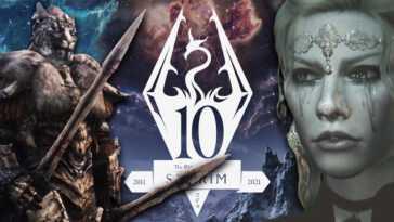 Skyrim: Anniversary Edition arruinará todo lo que los fanáticos han construido durante 10 años
